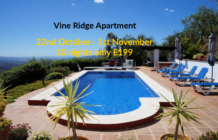 Vine Ridge Apartment