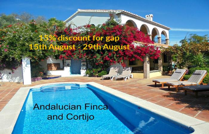 Andalucian finca