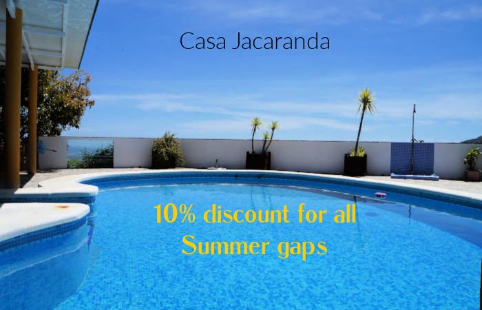 Casa Jacaranda 1